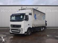 Volvo FH 400 6x2, Luft, Palfinger PK 29002 Kran + Jib