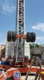 Bendini self-erecting crane