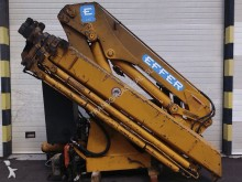 Effer auxiliary crane truck part
