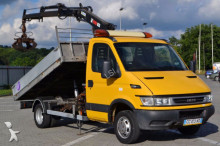 Iveco Daily 50C14 * Kipper 3,10 m + KRAN Top Zustand!