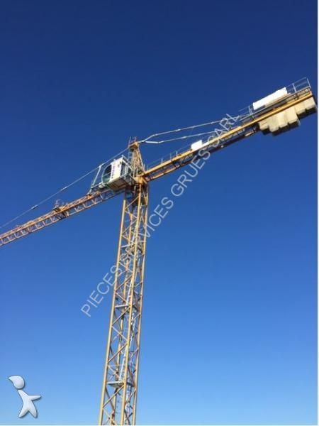Tower Crane Uses : Used potain tower crane md b n?