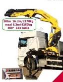 repuestos para camiones Hyva repliable