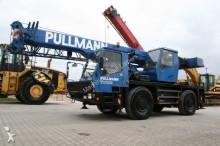 Krupp mobile crane