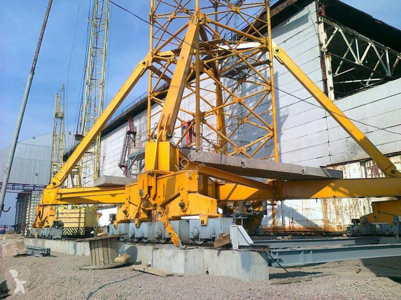 Tower Crane Uses : Used potain tower crane md n?