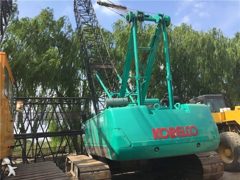 Kobelco 7055 crane