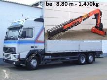 n/a FH New 12-420 6x2 FH New 12-420 6x2 KRan Palfinge PK 15001 a.Heck, 8,80 m -1.470 kg truck
