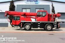 Liebherr LTM1030-2.1 Valid Inspection, 35t Capacity, Telm