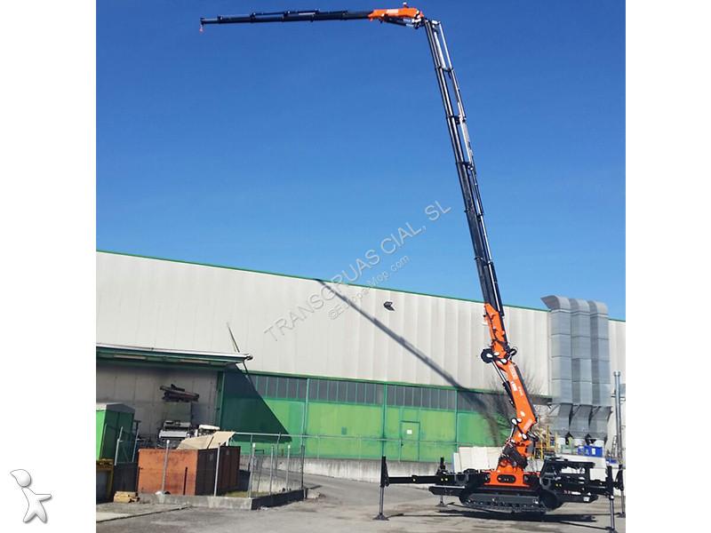 Jekko JF545 crane