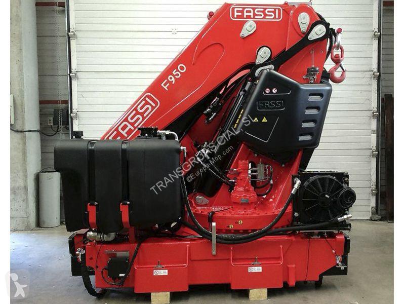 Grue Fassi F950RA.2.28 he-dynamic