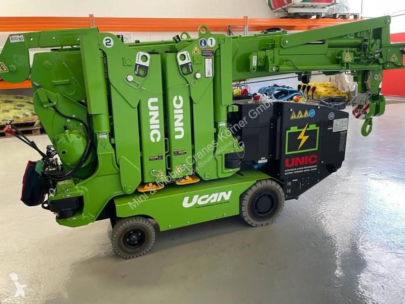 Unic ECO B-350 crane