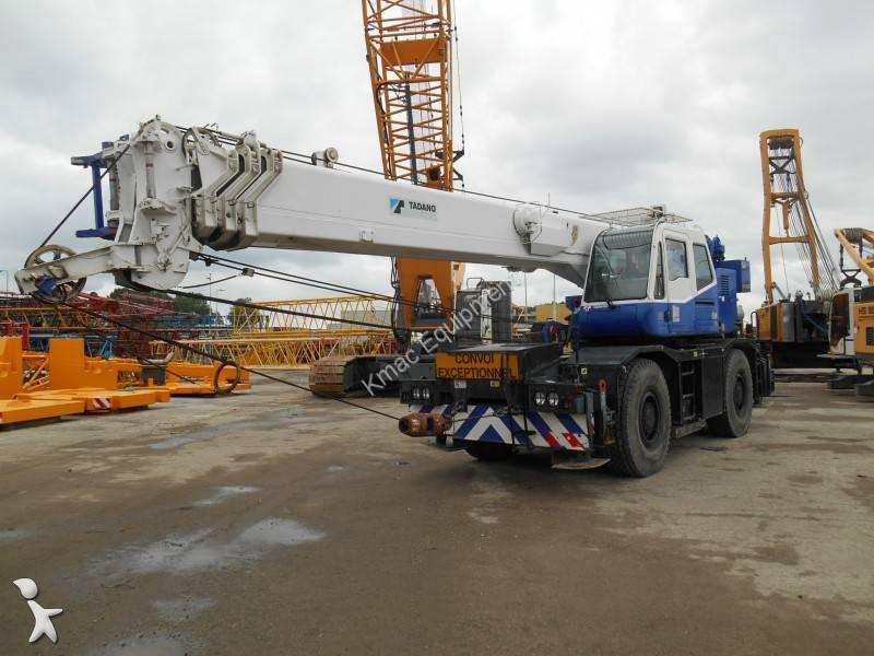 Tadano ** GR-300EX ** crane