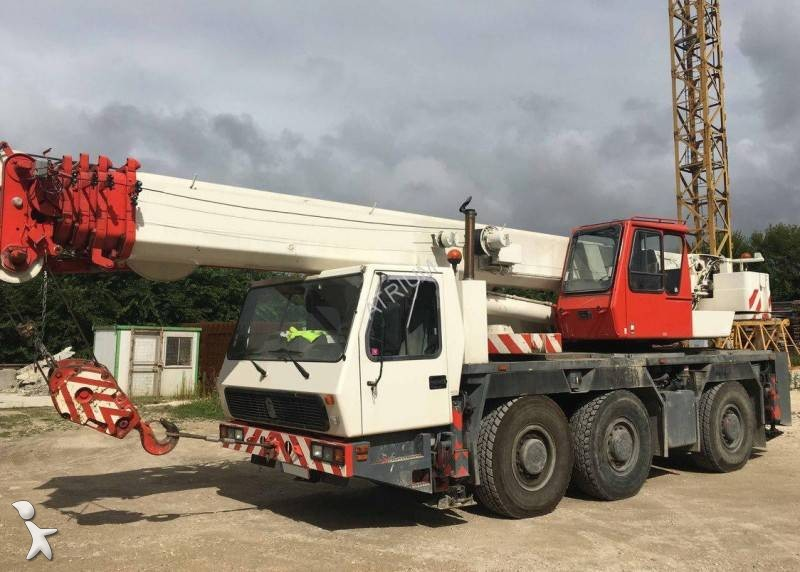 Grue mobile occasion grove gmk3050 1 annonce n 2360855 for Mobel occasion