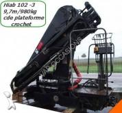 Hiab repliable Lkw Ausrüstungen