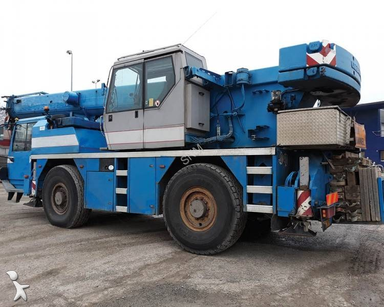 Grue mobile occasion liebherr ltm 1030 annonce n 2502190 for Mobel occasion