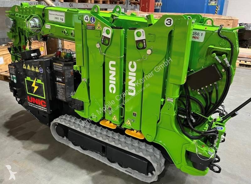 Unic ECO BRK-350 crane