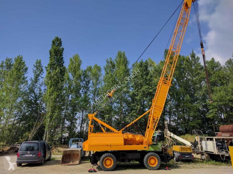 View images Sennebogen S1020M crane
