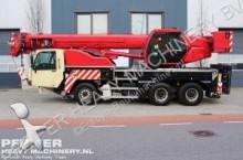 Terex TC45L Drive, 45t Capacity, 37.4m Boom, 8m Jib,