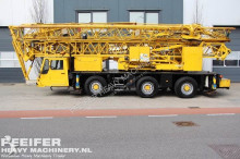 Spierings SK345-AT3 6x4x4 Drive, 5t Cap, 30.4m Flight, 33.4m