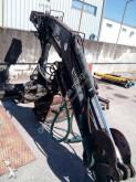tweedehands uitrusting voor vrachtwagens hulpkraan