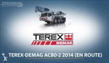 Terex Demag AC80-2, 17.6m Jib, Telma, Airco