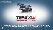 Terex Demag AC80-2 17.6m Jib, Telma, Airco.
