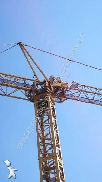 Comedil GTS 451 crane