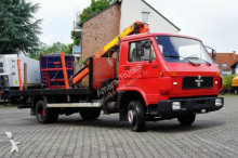 MAN 8.150 Holztransporter / Kran