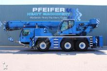 Liebherr LTM 1050-3.1 50t capacity, 6x6x6 drive, 9 m jib, te