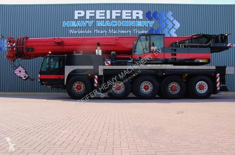 Bilder ansehen Terex Demag AC100 Kran