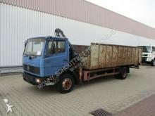 camion Mercedes LK 1317 4x2 LK 1317 4x2 mit Kran Hiab 050