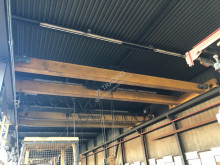 k.A. 2 x Overhead Cranes / Bovenloopkranen, max 2 x 10.000 kg, B 9.40 mtr Kran