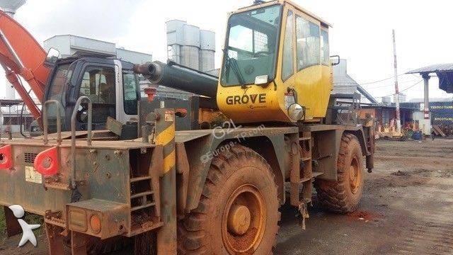 Grue Grove RT 540 E DEGAT DES EAUX,WASSERSCHADEN,WATER DAMAGE
