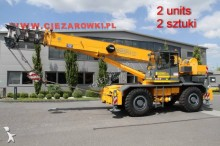 Locatelli ROUGH TERRAIN CRANE GRIL8300T 4x4x4