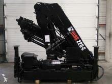 Hiab 220-5 crane