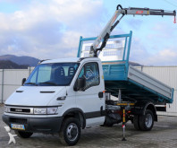 Iveco Daily 35C12 Kipper 2,95m + Kran *Topzustand!