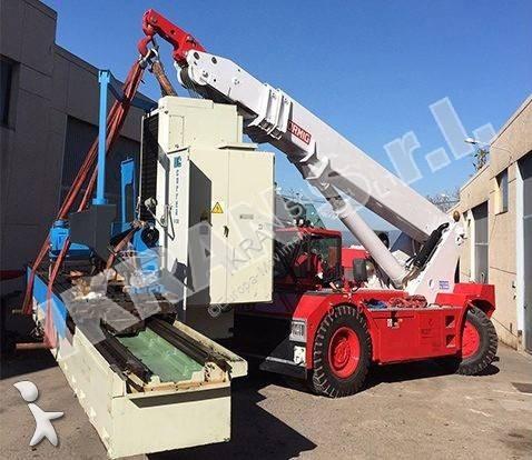 Ormig 35 tm crane