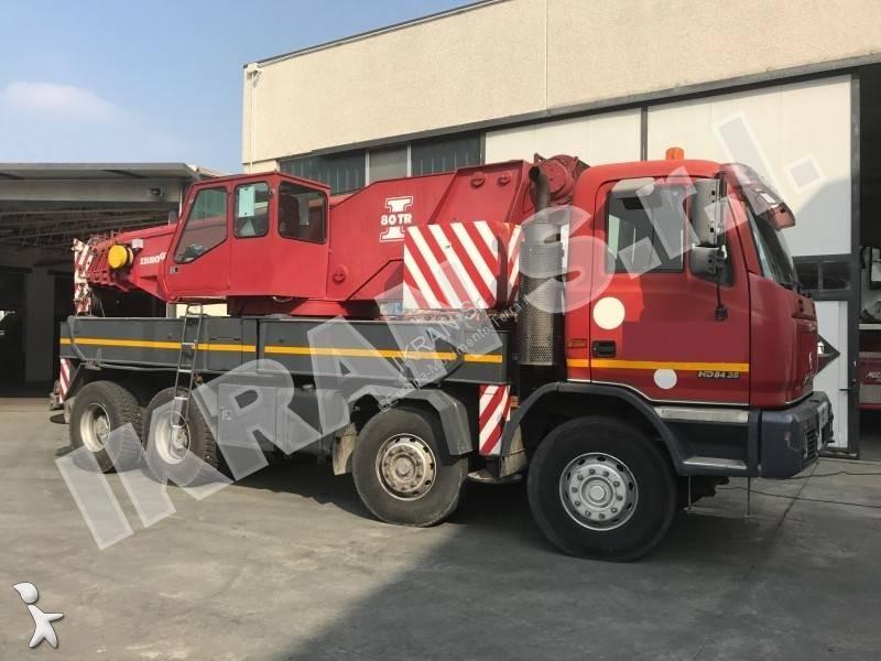 Idrogru 80TR crane