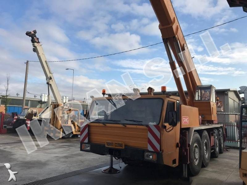 Ormig 70TTV crane