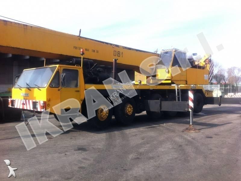 Liebherr LT 1090 crane