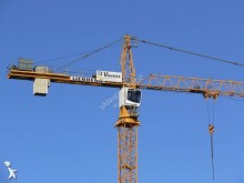 Liebherr self-erecting crane