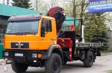 MAN 4x4 18.264 PALFINGER 23002 HDS Energetyka HIAB HMF FASSI ATLAS crane