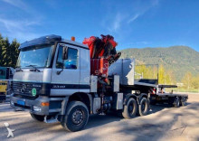 Mercedes 3340 6x6 FASSI 420 + FLY JIB HDS ACTROS żuraw