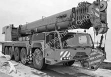 Demag mobile crane