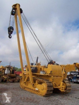 Caterpillar crawler crane