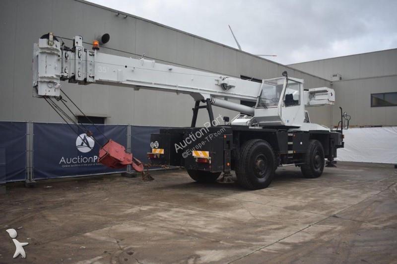 Grue PPM Telescoopkraan ATT380 Diesel 30,4 m 35000KG