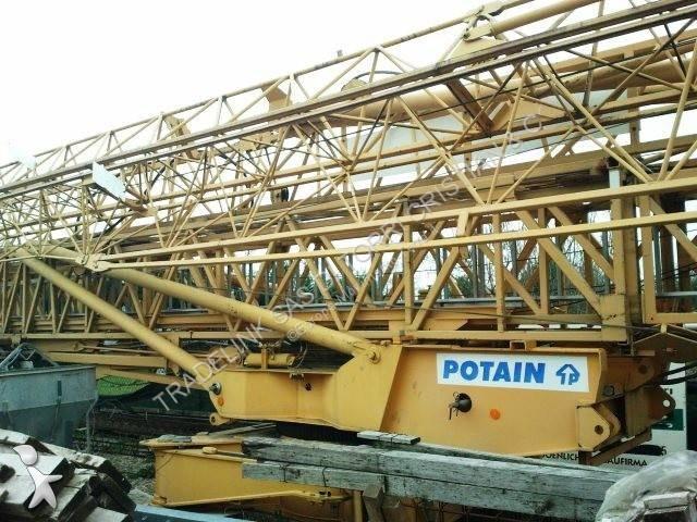 Potain GTMR 336 A crane