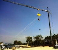 Terex self-erecting crane