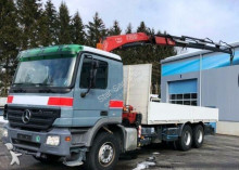 Mercedes Actros 2641 6x4 FASSI 150 HDS żuraw