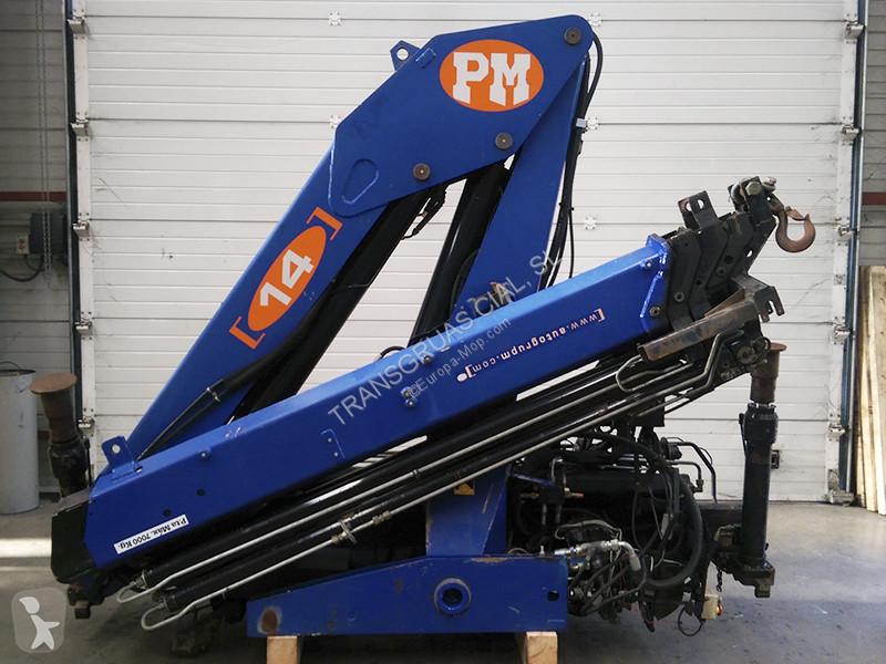 View images PM 14 crane