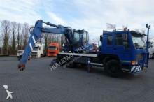 Volvo mobile crane